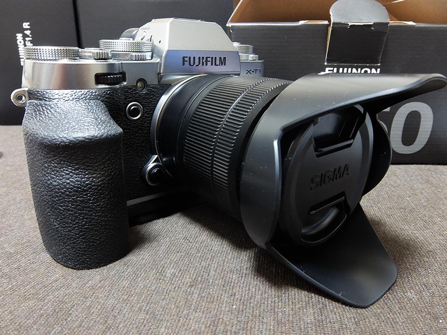 富士フイルム(FUJIFILM) X-T1 Graphite Silver Edition + XC16-50mm F3.5-5.6 OIS II ブラック